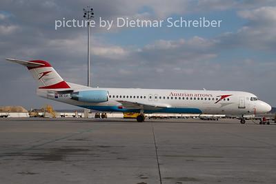 2008-02-28 OE-LVI Fokker 100 Austrian Arrows