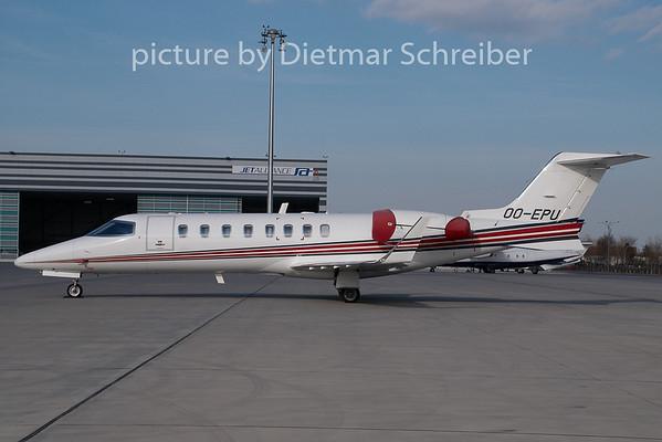 2008-02-28 OO-EPU Learjet 45