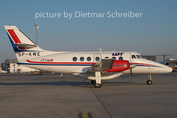 2008-03-31 SP-KWE Jetstream 31 LOT / Jetair