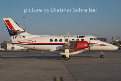 2008-03-31 SP-KWE Jetstream 31 LOT / Jetair