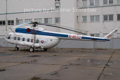 2008-03-29 B-8532  Mil Mi8 Slovak Police