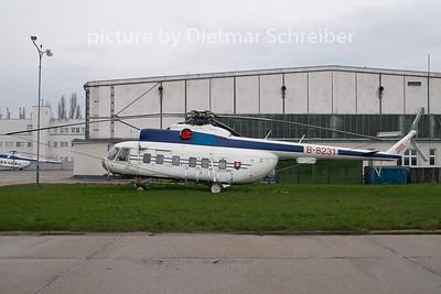 2008-03-29 B-8231 Mil Mi8 Slovak Police