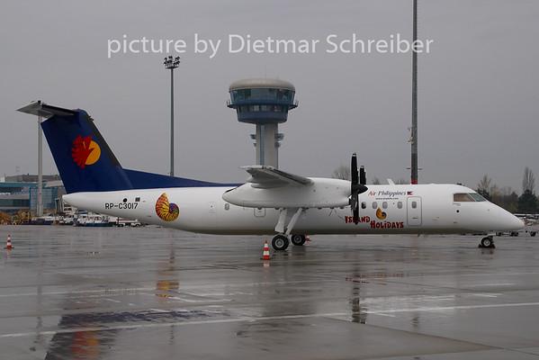 2008-03-29 RP-C3017 Dash8-300 Air Philippines