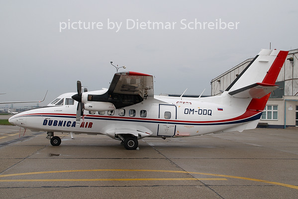 2008-03-29 OM-ODQ Let 410 Dubnica Air