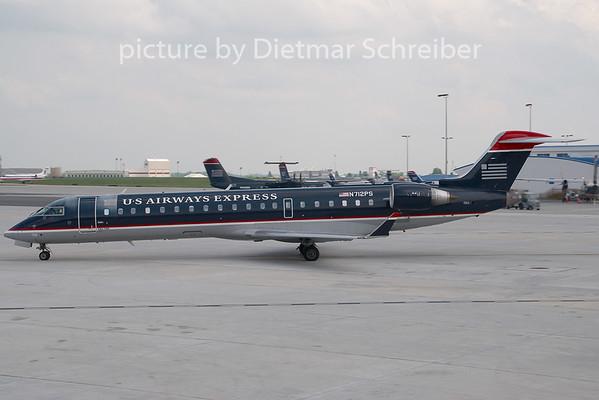 US Airways Express2008-04-27 N712PS Regionalhjet