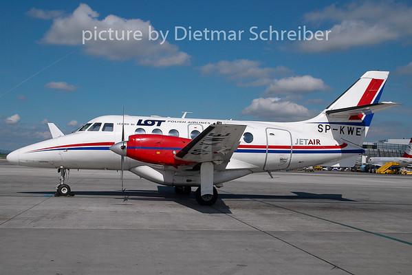 2008-04-30 SP-KWE Jetsream 31 LOT / Jetair