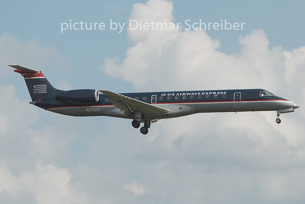 2008-04-26 N279SK Embraer 145 US Airways Express