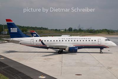 2008-04-27 N111HQ Embraer 175 US Airways Express