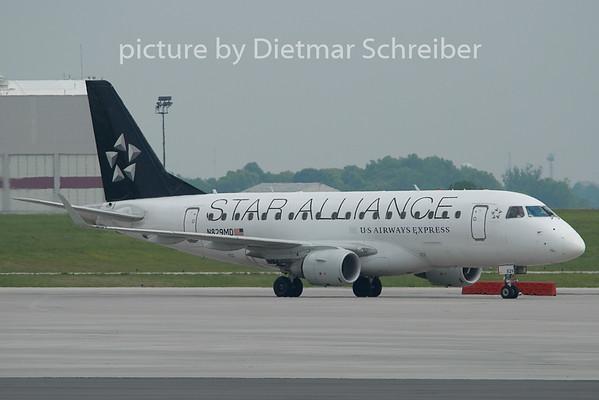 2008-04-27 N829MD Embraer 170 US Airways Express