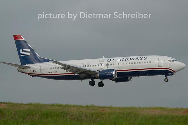2008-04-27 N418US Boeing 737-400 US Airways