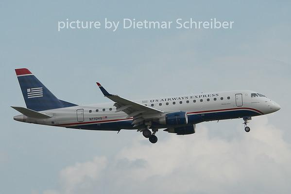 2008-04-26 N110HQ Embraer 175 US Airways Express