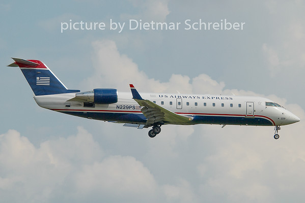 2008-04-26 N229PS Regionaljet 200 US Airways Express