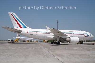 2008-05-30 F-RADA Airbus A310 French AIr Force