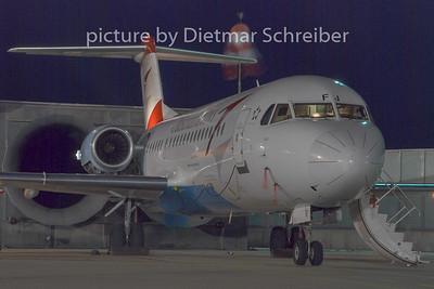 2008-06-29 OE-LFJ Fokker 70 Austrian Arrows