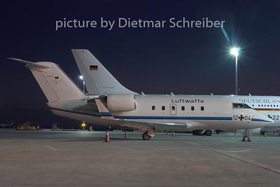 2008-06-29 12+04 CL600 German AIr Force