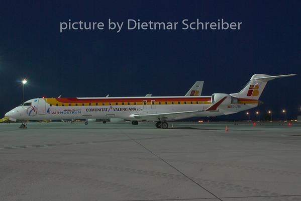 2008-06-29 EC-JTS Regionaljet 900 Air Nostrum