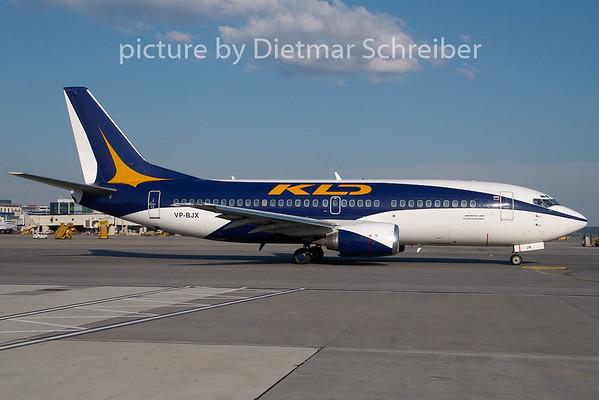 2008-07-27 VP-BJX Boeing 737-300 Kaliningrad Avia