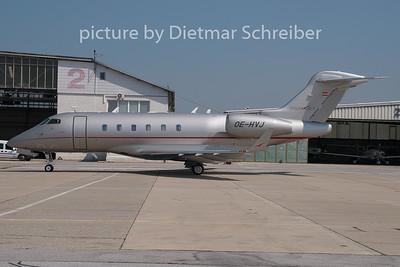 2008-07-31 OE-HVJ CL300 Vistajet