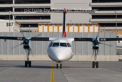 2008-07-28 OE-LTL Dash8-300 Austrian Arrows