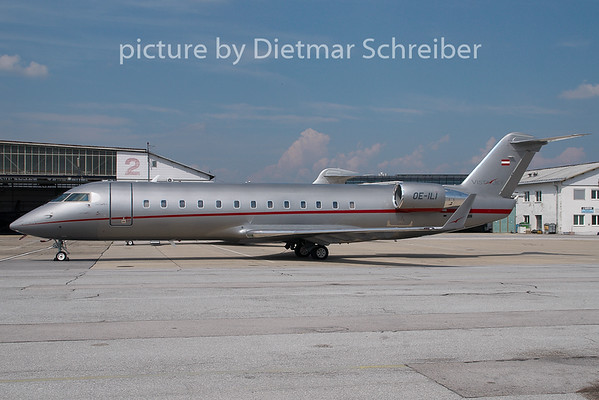 2008-07-31 OE-ILI Regionaljet 850 Vistajet