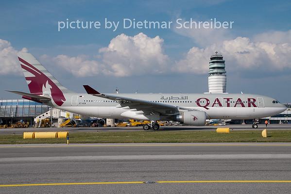 2008-08-28 A7-ACM Airbus A330-200 Qatar Airways