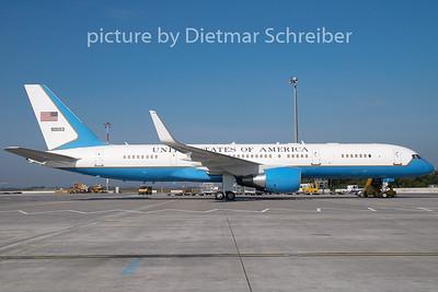 2008-09-29 99-0003 Boeing 757-200 USAF