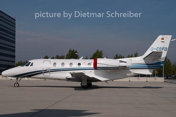 2008-09-29 D-CSFD Cessna 560XL