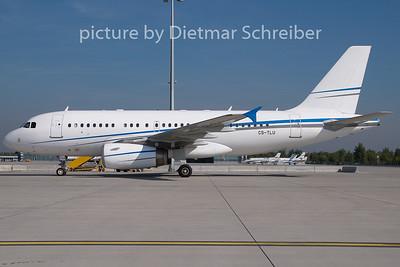 2008-09-29 CS-TLU Airbus A319 White