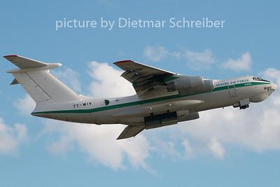 2008-10-30 7T-WIV Ilyushin 76 Algerian Air Force