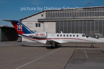 2008-10-31 OE-GRZ Cessna 525B