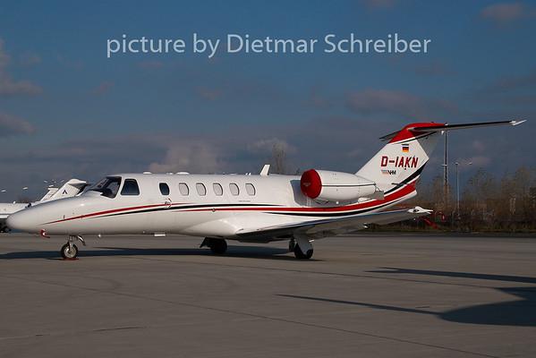 2008-11-26 D-IAKN Cessna 525A