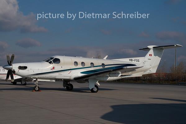 2008-11-26 HB-FOS Pilatus PC12