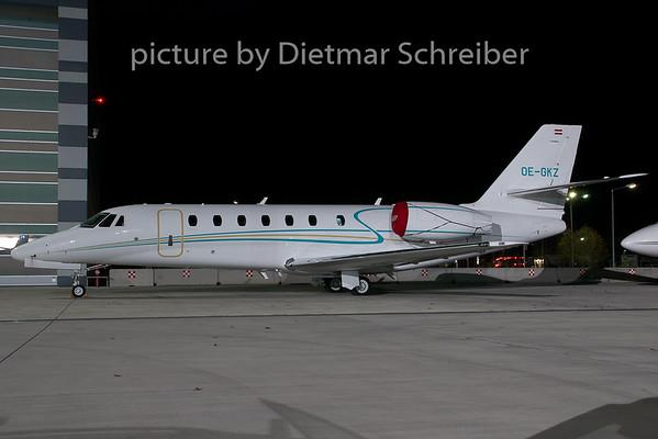2008-11-30 OE-GKZ Cessna 680