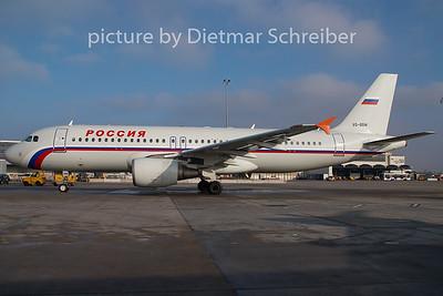 2008-12-31 VQ-BBM Airbus A320 Rossiya