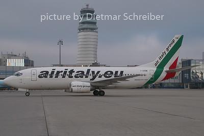 2008-12-30 I-AIGM Boeing 737-300 Air Italy