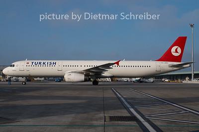 2008-12-31 TC-JMC Airbus A321 THY