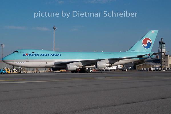 2009-01-25 HL7499 Boeing 747-400 Korean Air