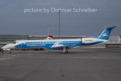 2009-01-26 UR-DNQ Embraer 145 Dniproavia