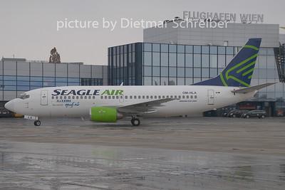 2009-01-30 OM-HLA Boeing 737-300 Seagle Air