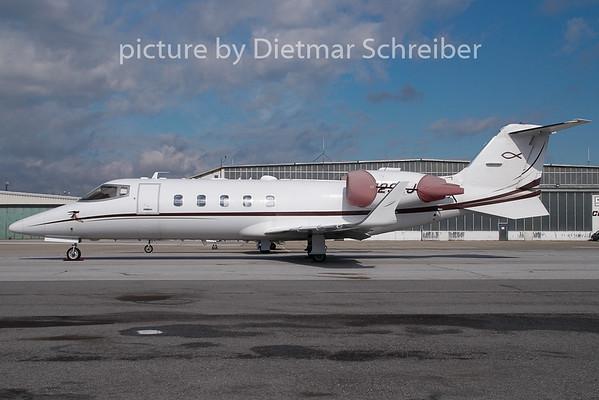 2009-02-27 N29LJ Learjet 60
