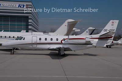 2009-03-28 OE-GSP Cessna 560XL