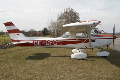 2009-03-27 OE-CFC Cessna 152