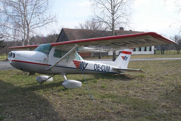 2009-03-27 OE-CUM Cessna 150