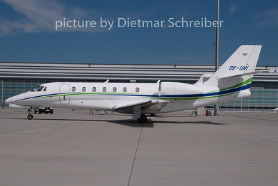 2009-03-28 OK-UNI Cessna 680