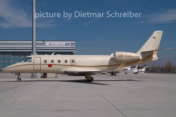 2009-03-28 UR-KAS Gulfstream 150