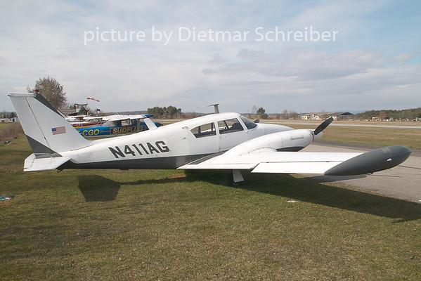 2009-03-27 N411AG Piper 30