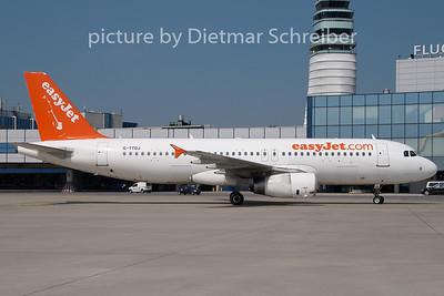 2009-04-30 G-TTOJ Airbus A320 Easyjet