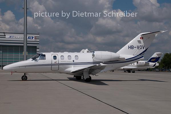 2009-07-01 HB-VOV Cessna 525
