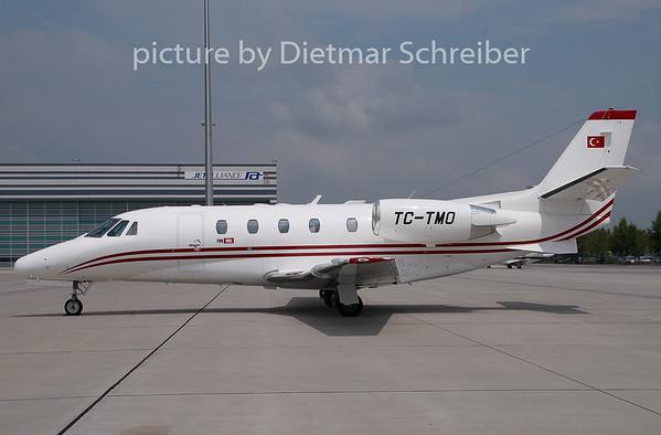 2009-06-26 TC-TMO Cessna 560XL