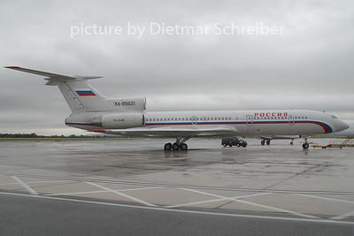 2009-06-23 RA-85631 Tupolev 154 Russian Government